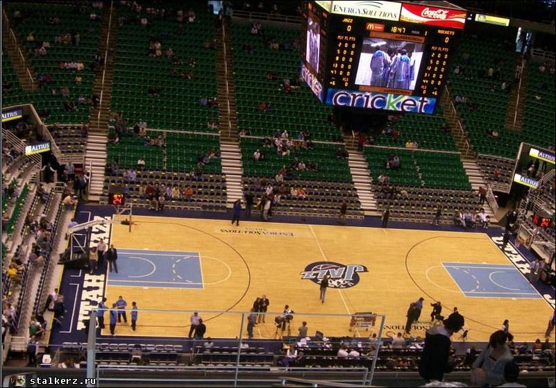 Utah Jazz и в частноти Андрей Кириленко